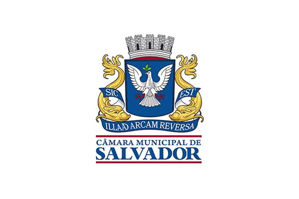 Logo Câmara Municipal de Salvador