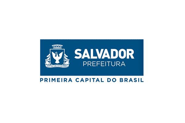 Logo Prefeitura de Salvador